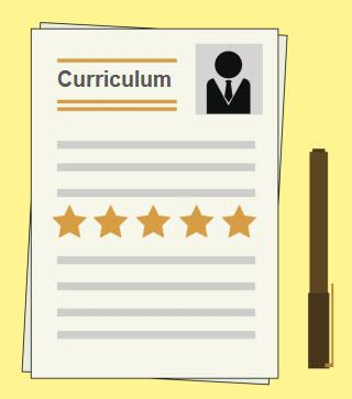 cómo hacer un buen currículum