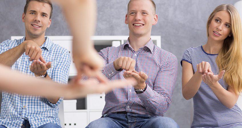 Técnico Superior en Interpretación de la Lengua de Signos