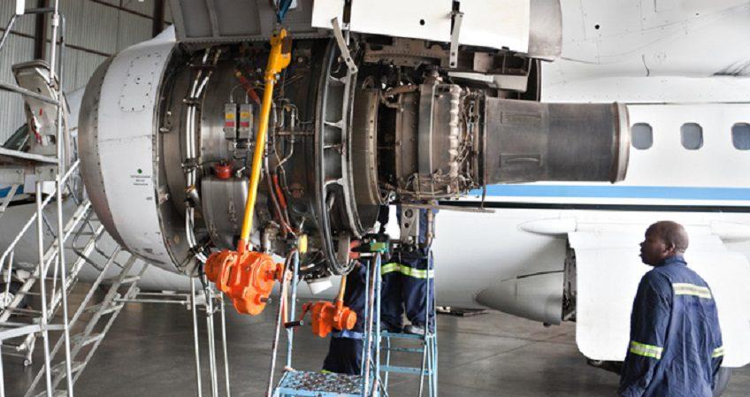 Técnico Superior en Mantenimiento Aeromecánico