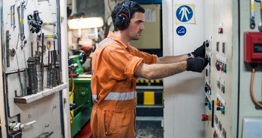 Técnico Superior en Organización del Mantenimiento y Control de la Maquinaria de Buques y Embarcaciones