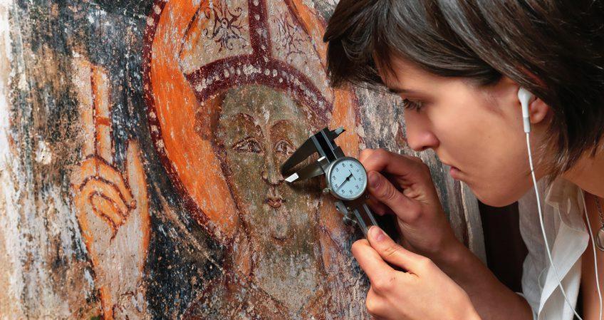 Grado en Conservación y Restauración de Bienes Culturales