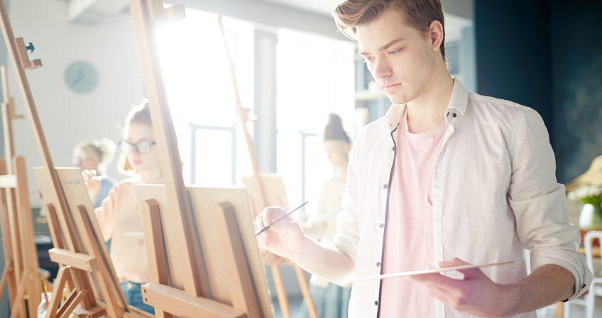 Grado en Bellas Artes