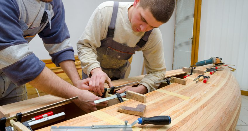 Técnico en Carpintería de Ribera