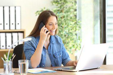 Consejos para tu entrevista telefónica