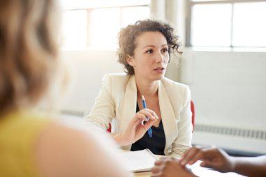 El lenguaje corporal en las entrevistas
