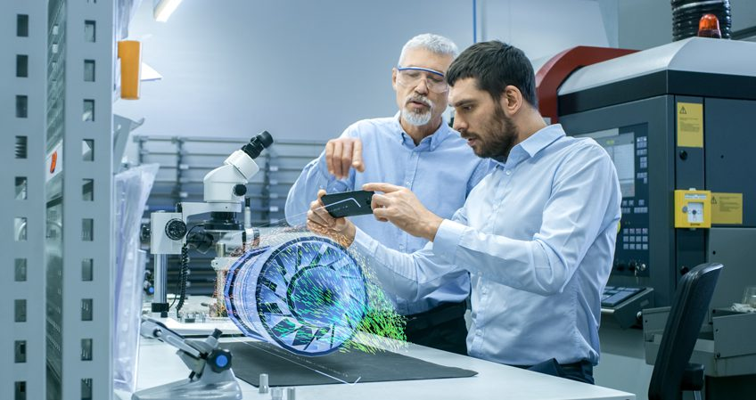 Técnico Superior en Modelismo Industrial