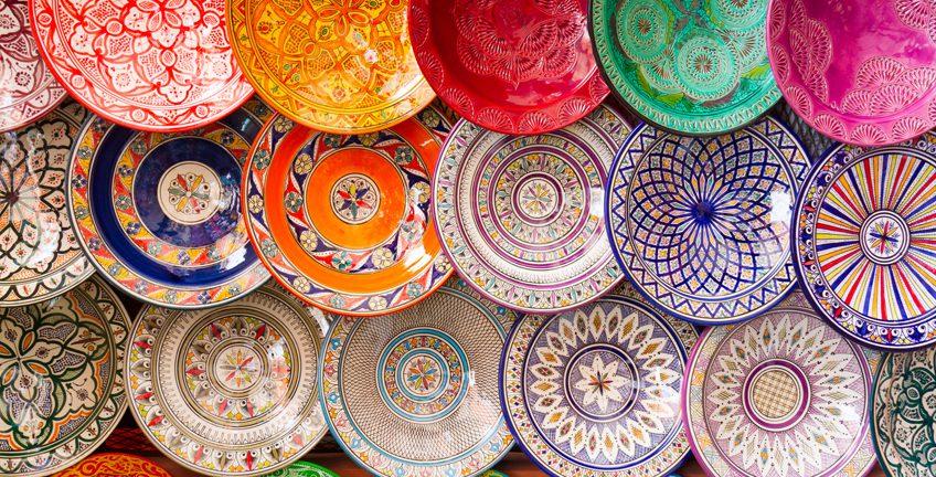 Técnico en Ornamentación Islámica