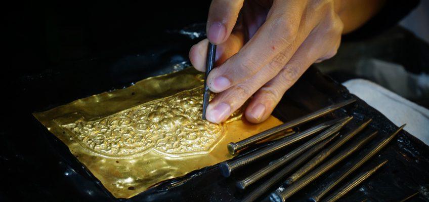 Técnico Superior en Artes Aplicadas del Metal