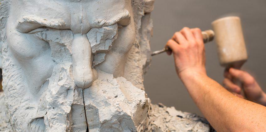 Técnico Superior en Técnicas Escultóricas en Piedra