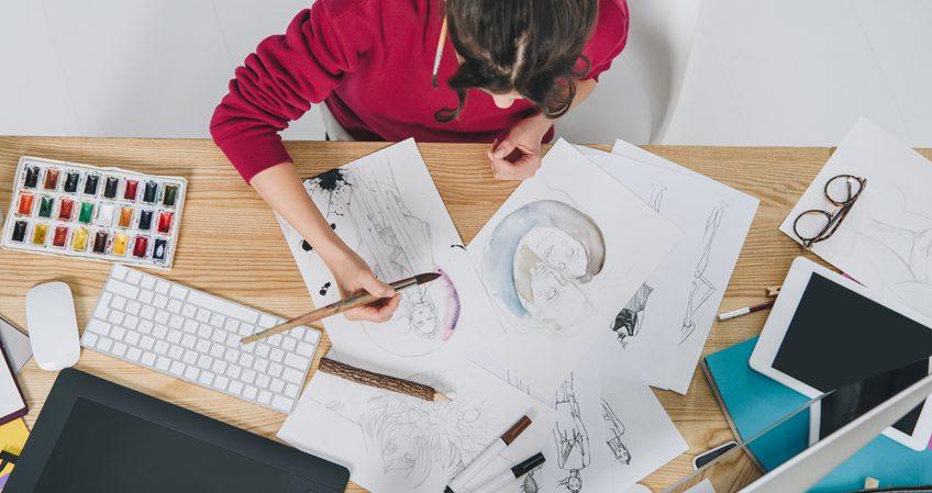 Técnico Superior En Ilustración Avanzaentucarrera Com
