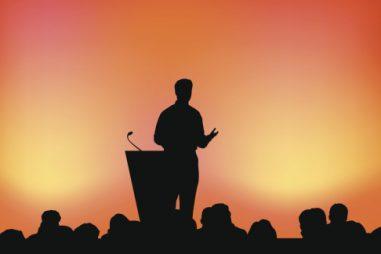 Hablar en público de forma exitosa