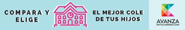 Comparador de colegios en España 2017