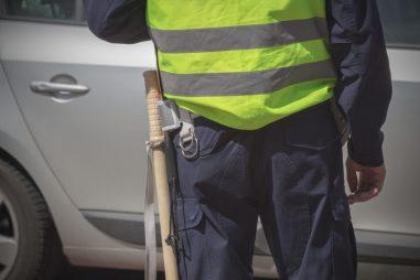 Agentes de Movilidad, orden en las vías urbanas