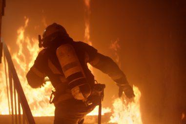 ¿Cómo ser bombero?