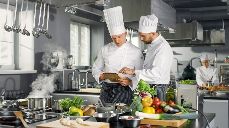 Vocación Culinaria Formación Profesional De Cocina