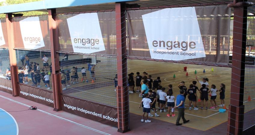 José Luis Martínez Correas, director del colegio privado Engage: «Queremos formar alumnos comprometidos con el nuevo mundo»