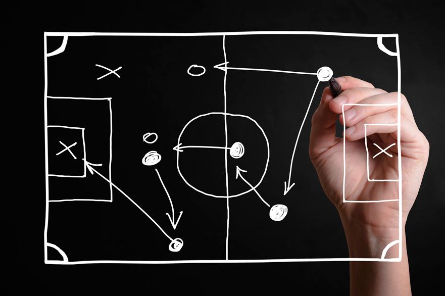 Cómo trabajar como entrenador de fútbol