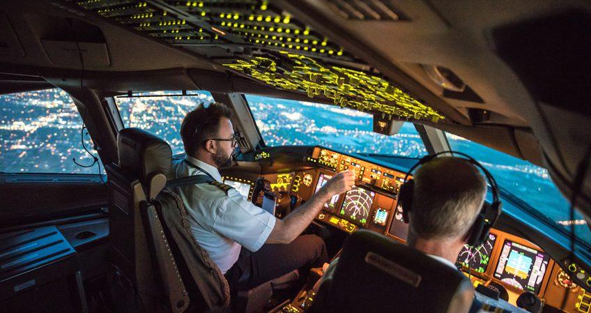 Grado en Piloto de Avión