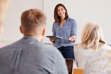 ¿Para qué capacita el curso de formador de formadores?