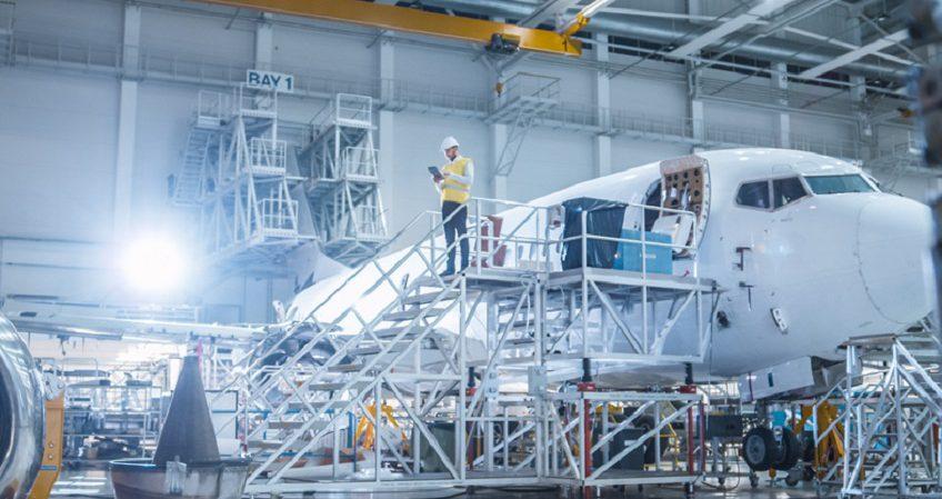 Técnico en Montaje de Estructuras e Instalación de Sistemas Aeronáuticos