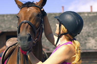 Cómo convertirte en monitor de equitación