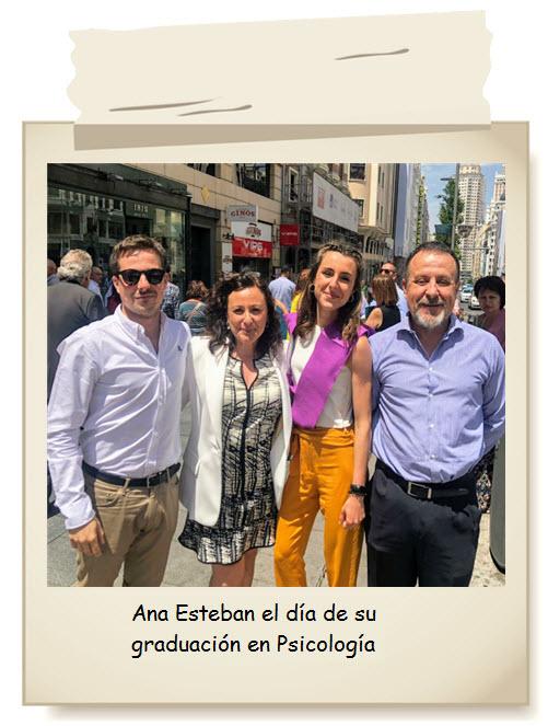 Ana Esteban foto