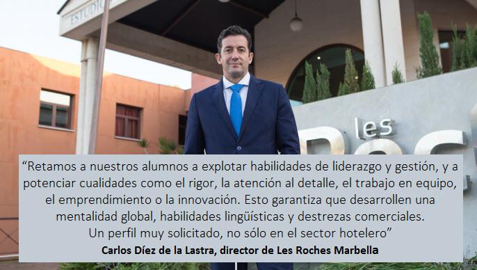 Carlos Diez de la Lastra_directorgeneral Les Roches