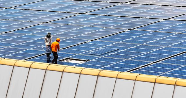 Cómo profesionalizarte en instalación de energía solar
