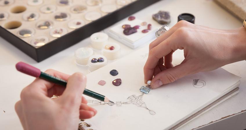 Opciones para realizar un curso de diseño de joyería