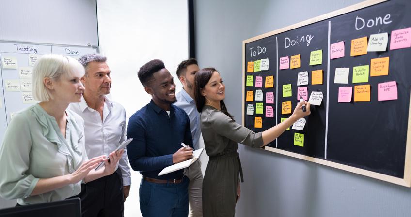 Agile Project Management: se duplica la demanda de expertos en esta metodología de trabajo