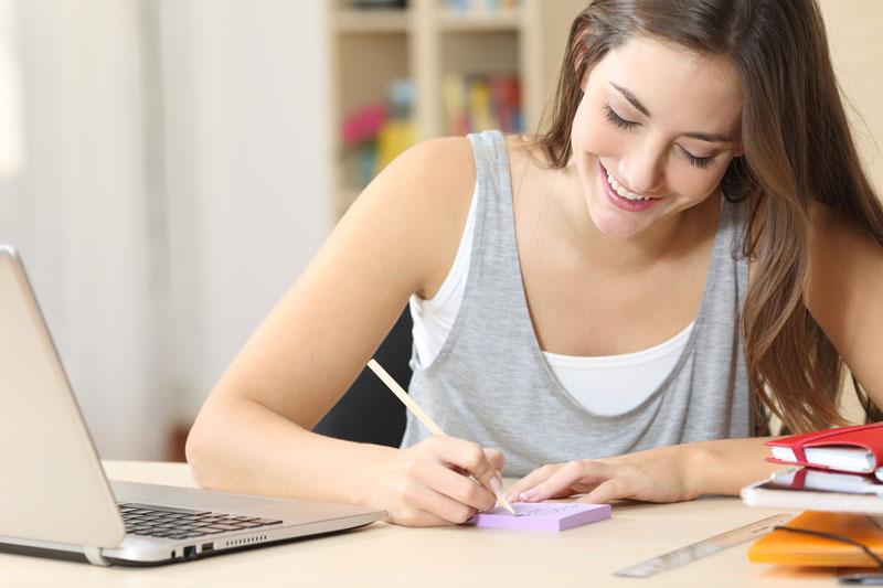 El primer paso que debes dar para mejorar tus notas